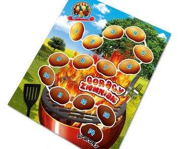 Gorący ziemniak gra - Alexander