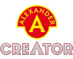Alexander Creator - logo