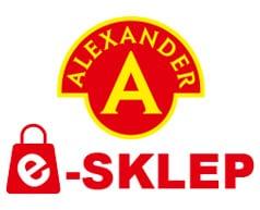 Alexander sklep internetowy - logo