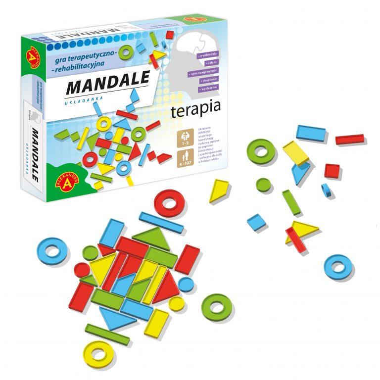 2460 Terapia Mandale + rekw