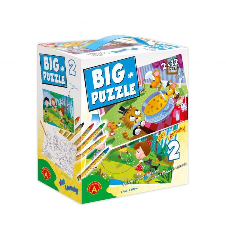 2470 Big Puzzle 2