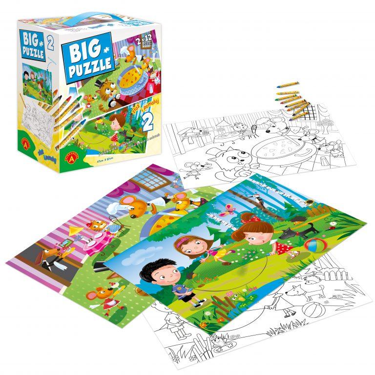 2470 Big Puzzle 2 + rekw