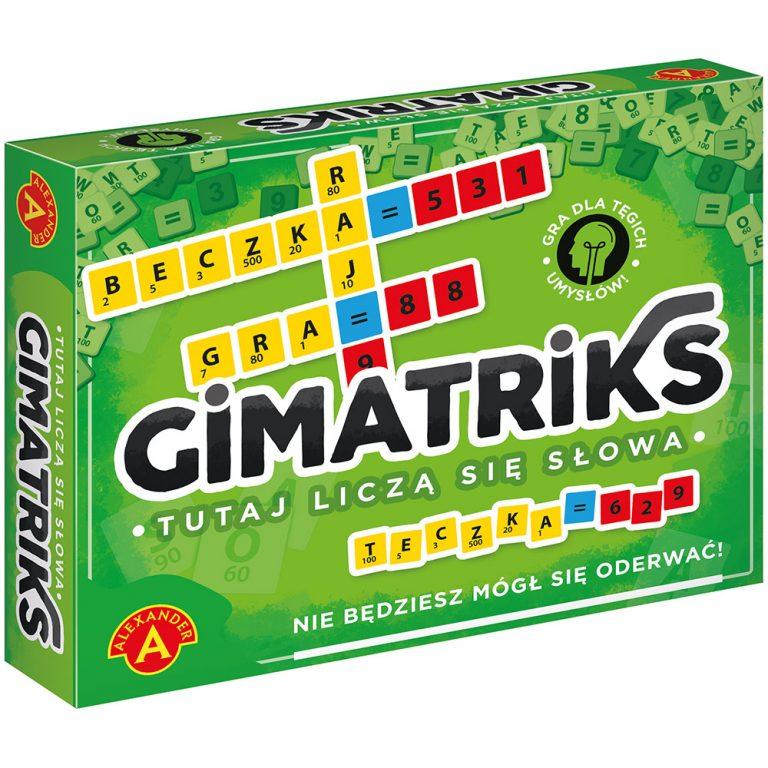 2501 Gimatriks