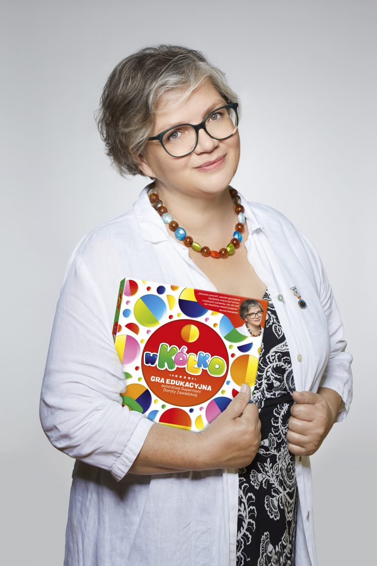 Dorota Zawadzka - TEDxKids