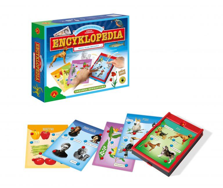 0514 Mózg Elektronowy Encyklopedia Karty