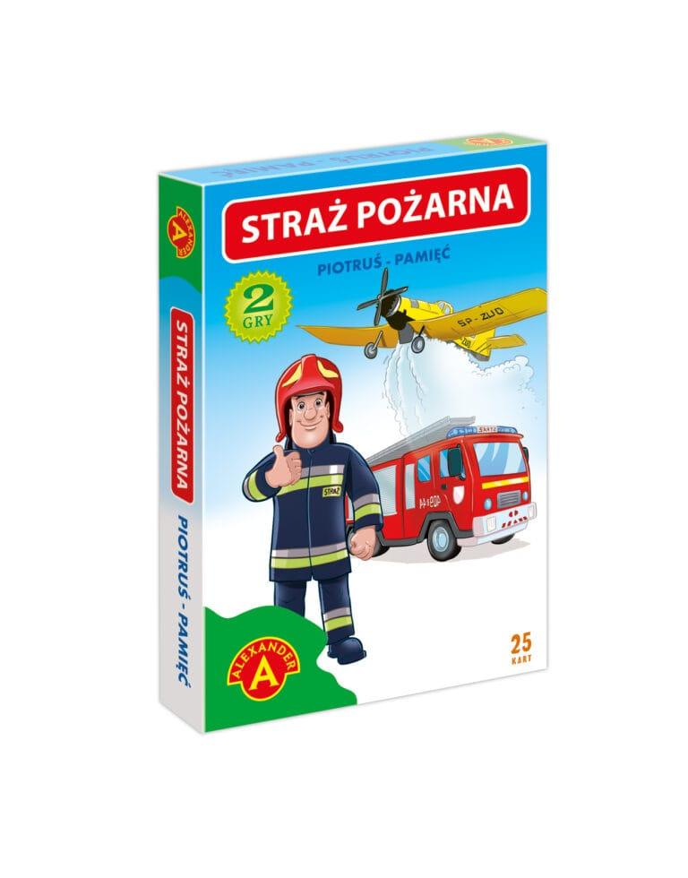 2611 Piotruś Straż Pożarna