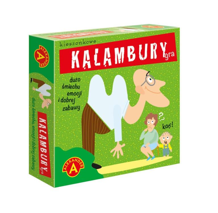 2615 Kalambury Kieszonkowe