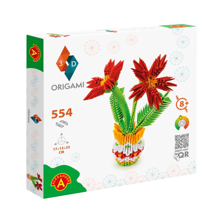 ORIGAMI_2553_kwiaty pudelko