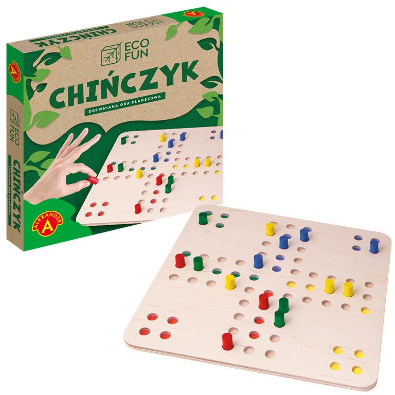 2526 Eco Fun Chinczyk + rekw