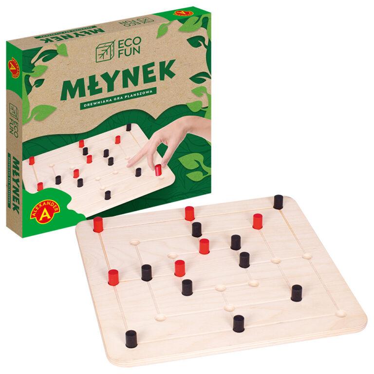 2527 Eco Fun Mlynek + rekw