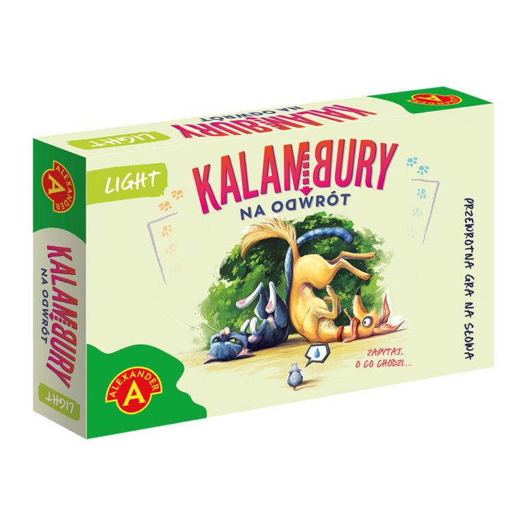 2536 Kalambury Na Odwrót LIGHT 2
