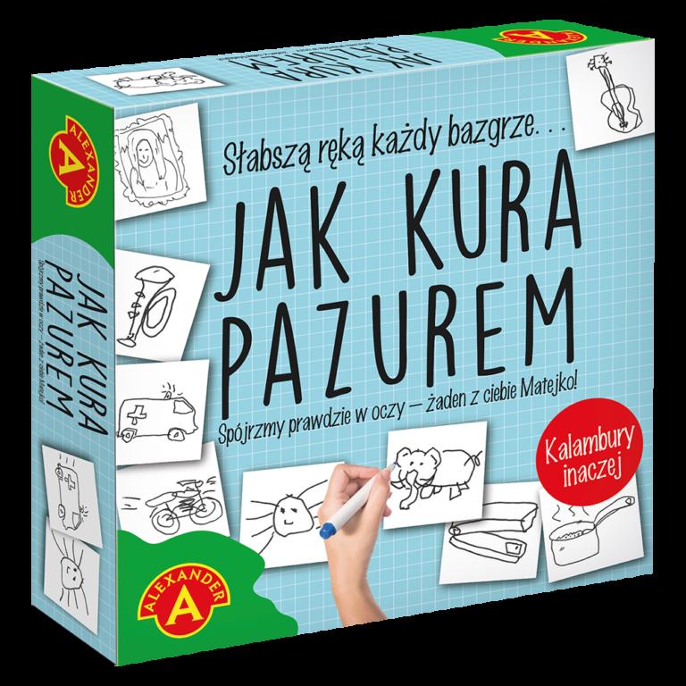 Jak Kura Pazurem 2(3)