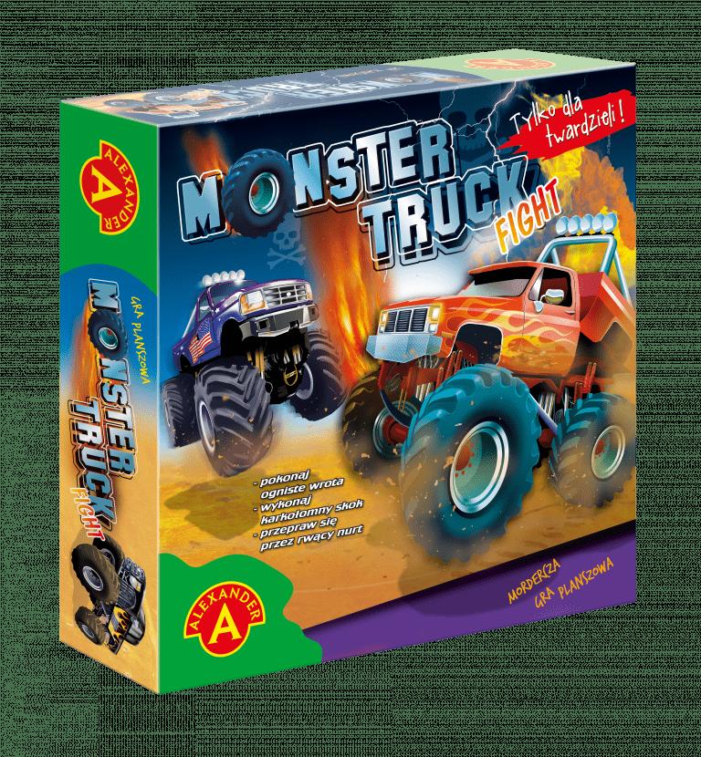 2097 Monster Truck Fight
