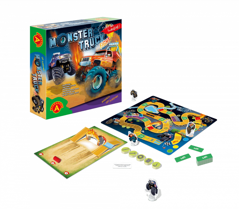 2097 Monster Truck Fight + rekw