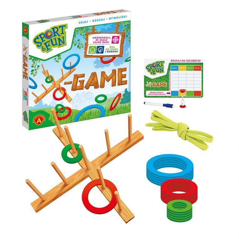 2143 SPORT & Fun - X-Game