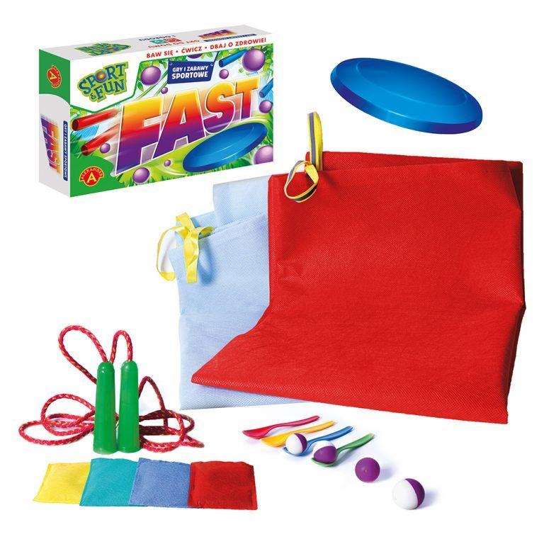 2147 SPORT Fun - Fast