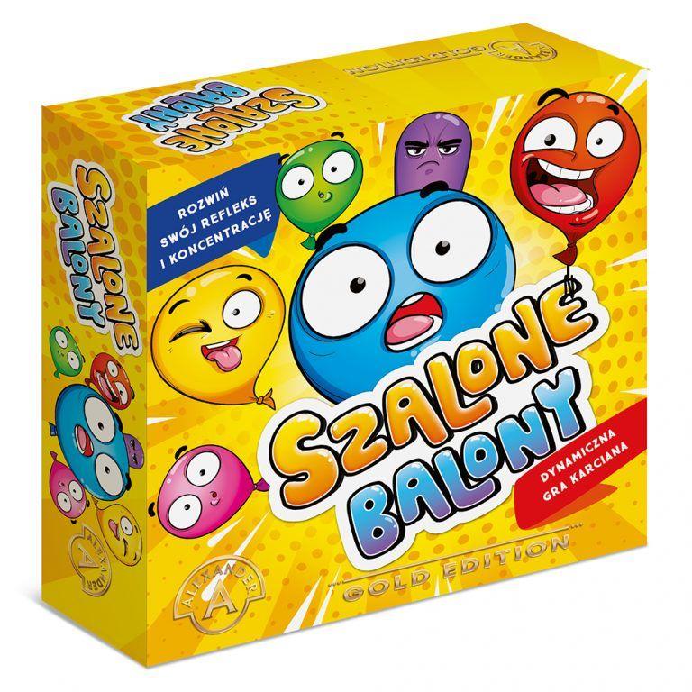 2258 Szalone Balony pud