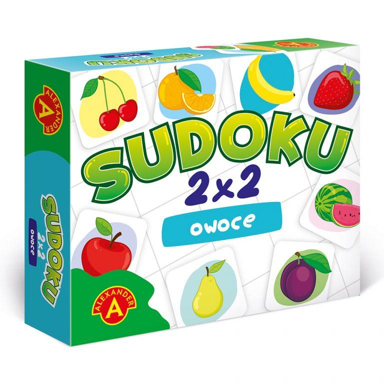 2286 Sudoku 2x2 Owoce - pud (002)