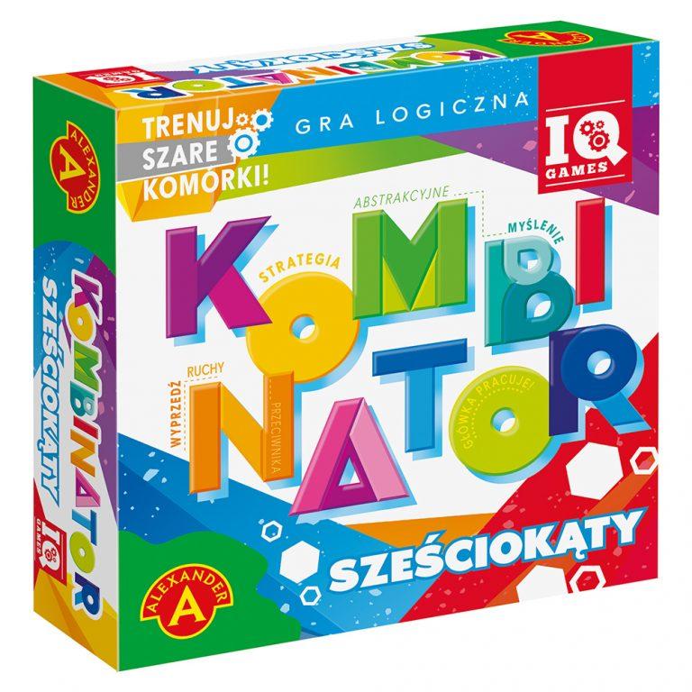2291 Kombinator - Szesciokaty