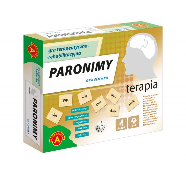 2361 Terapia - Paronimy