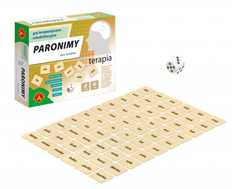 2361 Terapia - Paronimy + rekw