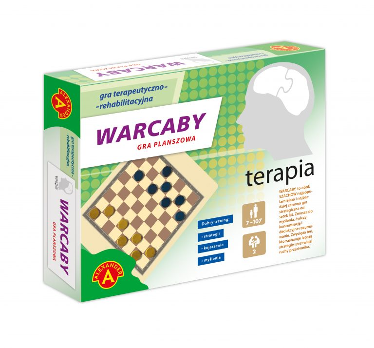 2363 Terapia - Warcaby