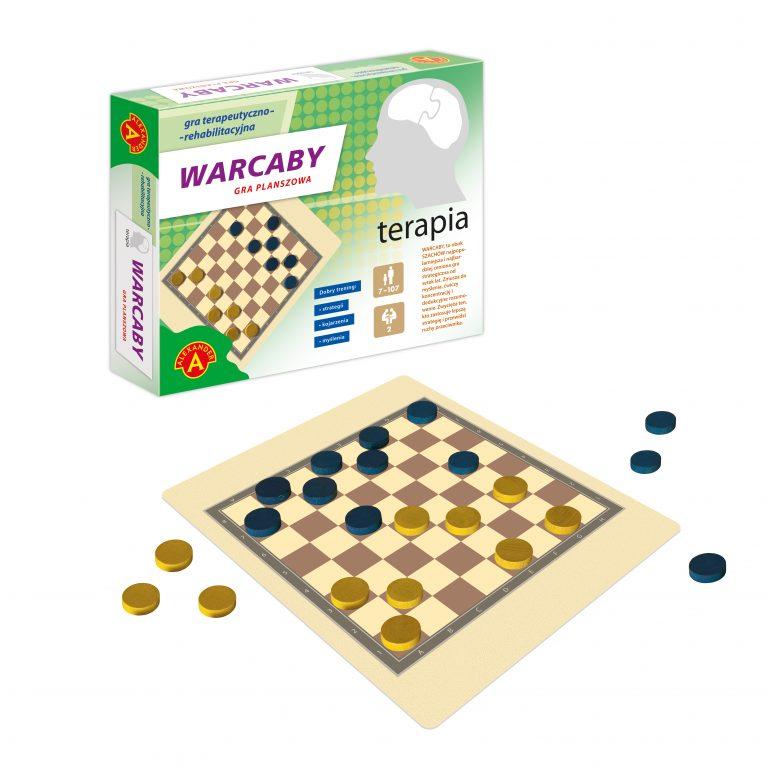 2363 Terapia - Warcaby + rekw