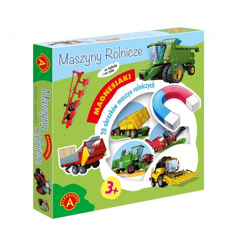 2367 Magnesiaki Maszyny Rolnicze