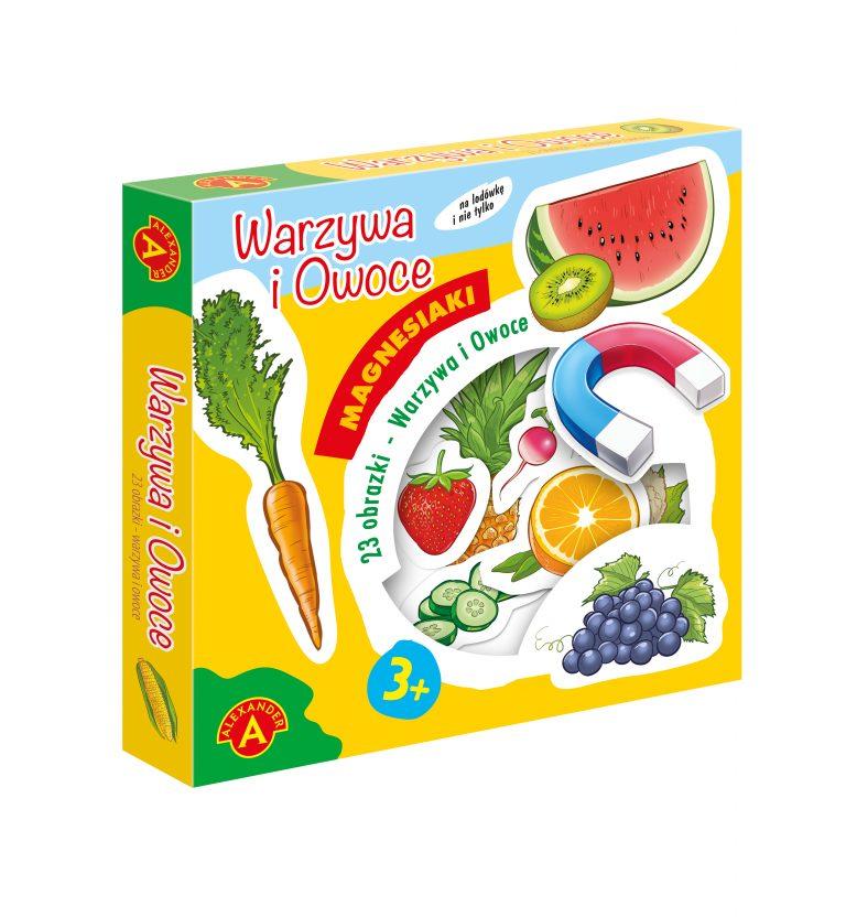 2368 Magnesiaki Warzywa i Owoce