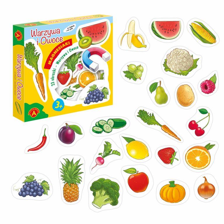 2368 Magnesiaki Warzywa i Owoce + rekw ko