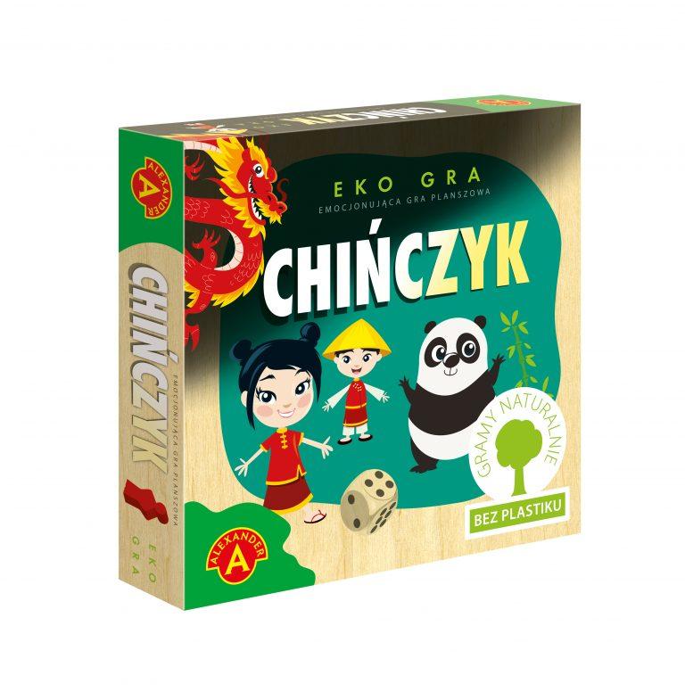 2381 Gramy Naturalnie Bez Plastiku - Chińczyk