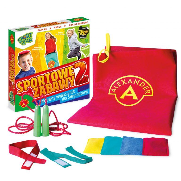 2403 Sport & Fun - Sportowe Zabawy 2 2