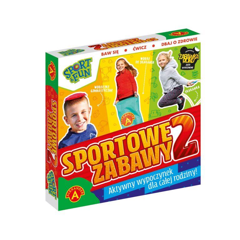 2403 Sport & Fun - Sportowe Zabawy 2
