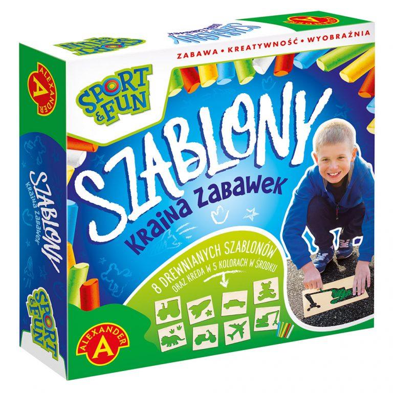 2408 Szablony - KRAINA ZABAWEK 2